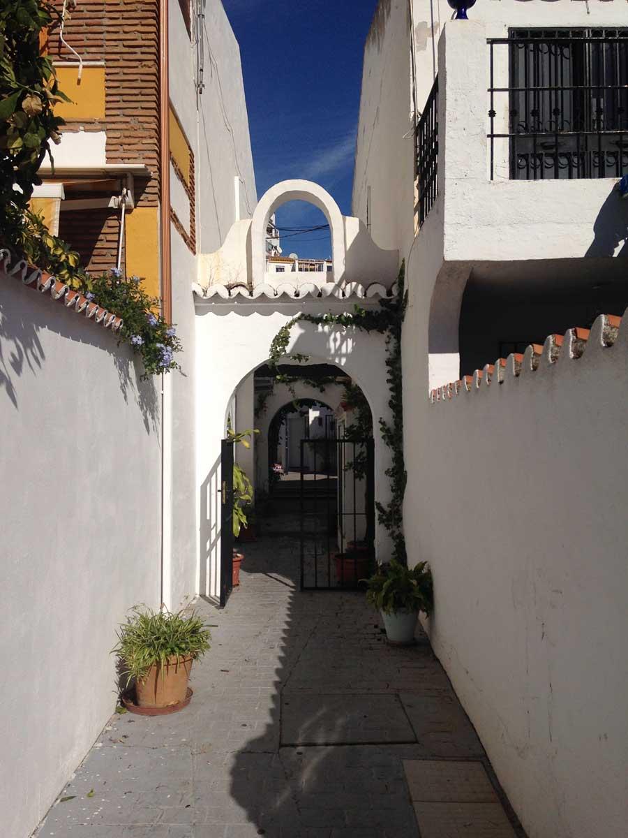 Street of Malaga