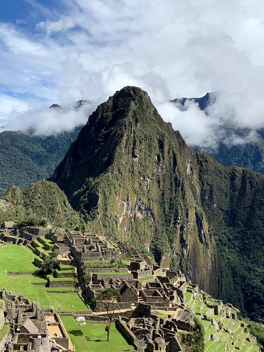 Machu Pichu Ruins