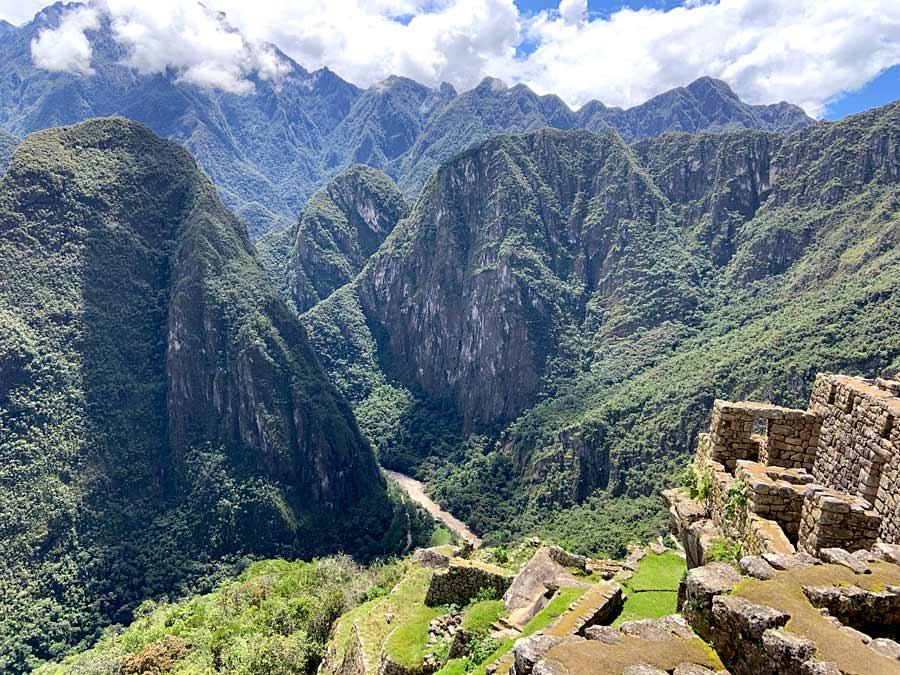 Machu Pichu Hike