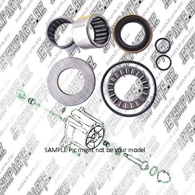 Jet Pump Repair kit Sea Doo GTX 4TEC All 02-03 20-30644