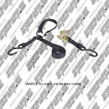 Tie down tripple hook ratchet 8ft