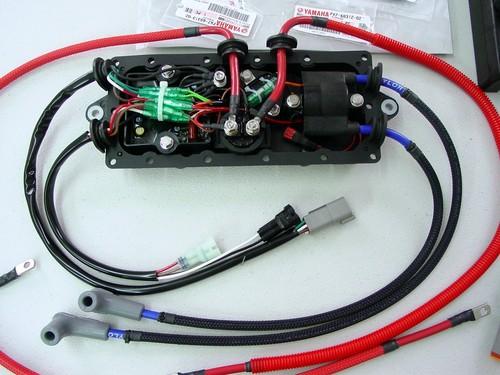 Jet Ski Wiring Harness Wiring Diagram Wiring Schematics Free