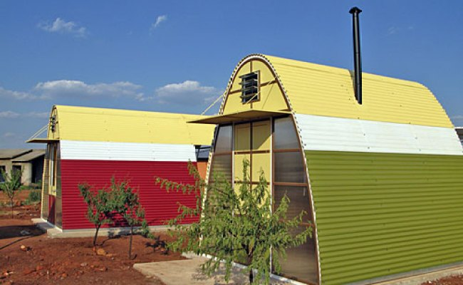 Jetson Green Three Tiny Houses Without Borders