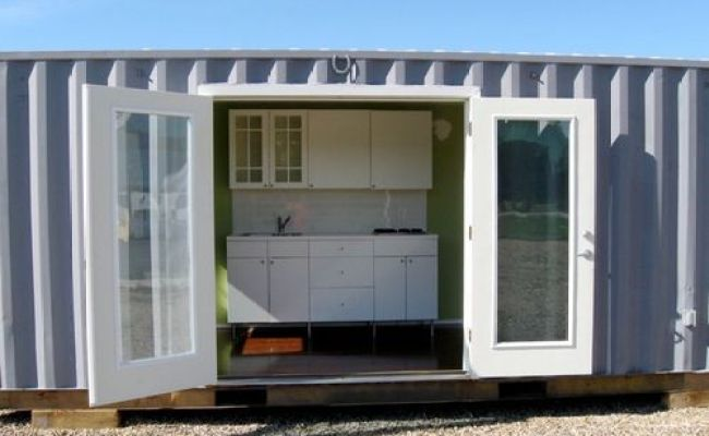 Jetson Green Off Grid Container Cabins From 15k