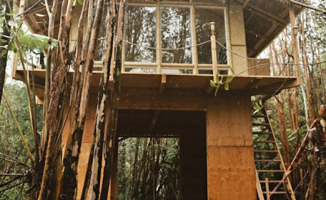 Jetson Green Super Affordable Off Grid Tiny Home In Hawaii