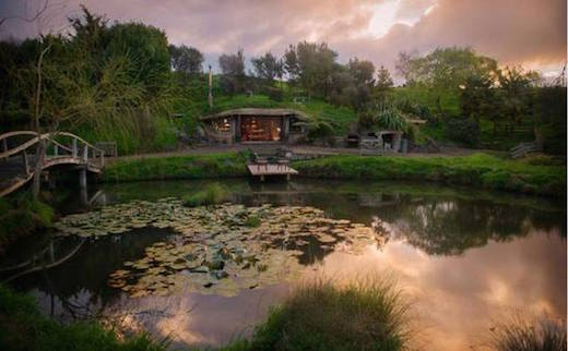Jetson Green Earth Sheltered Home Fit For Hobbits And Men