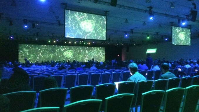 GTC 2015 in San Jose, CA