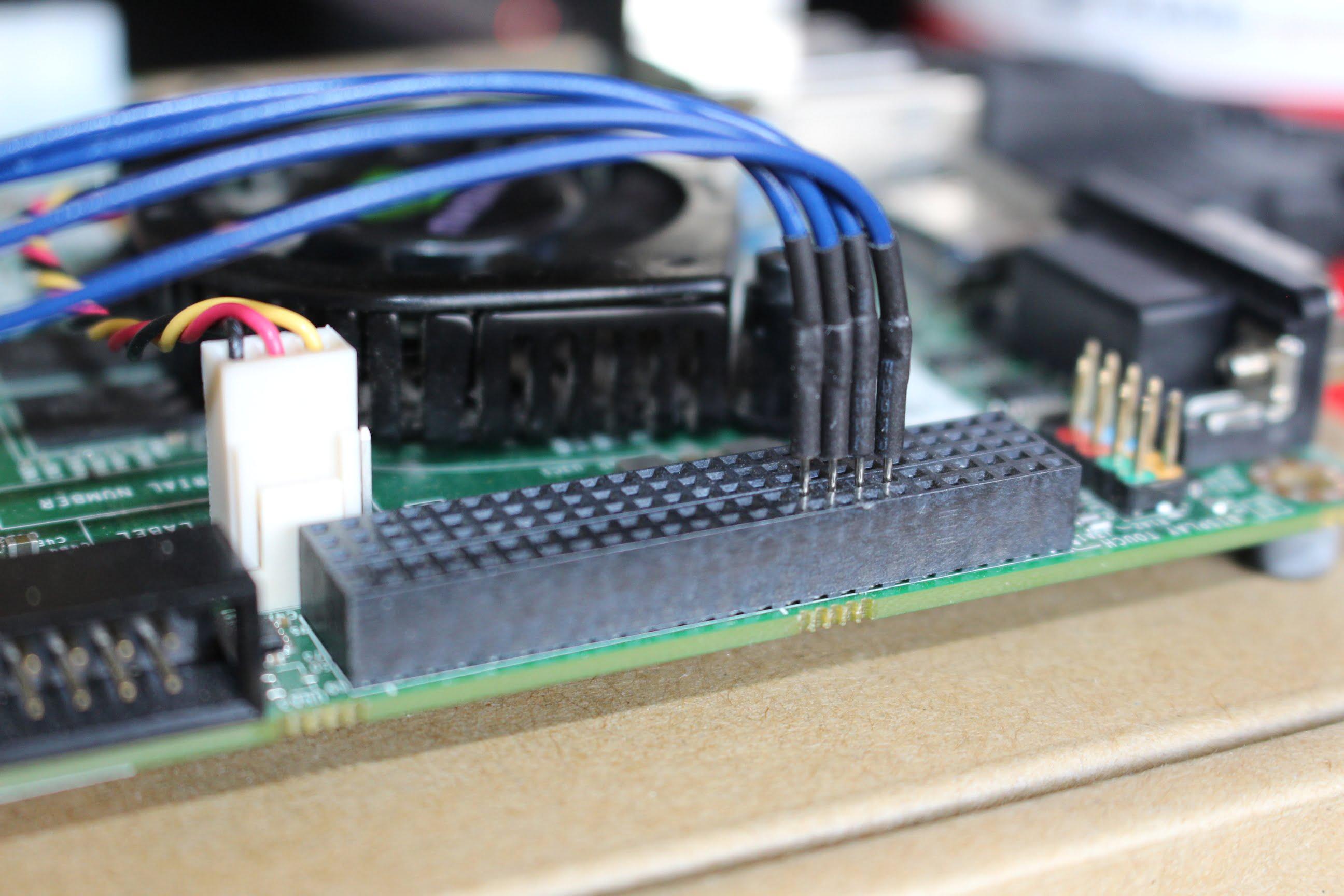 BNO055 I2C wiring