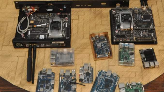Phoronix ARM Board Comparison