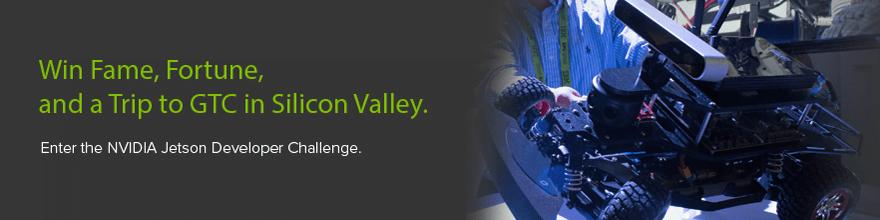 Jetson Developer Challenge