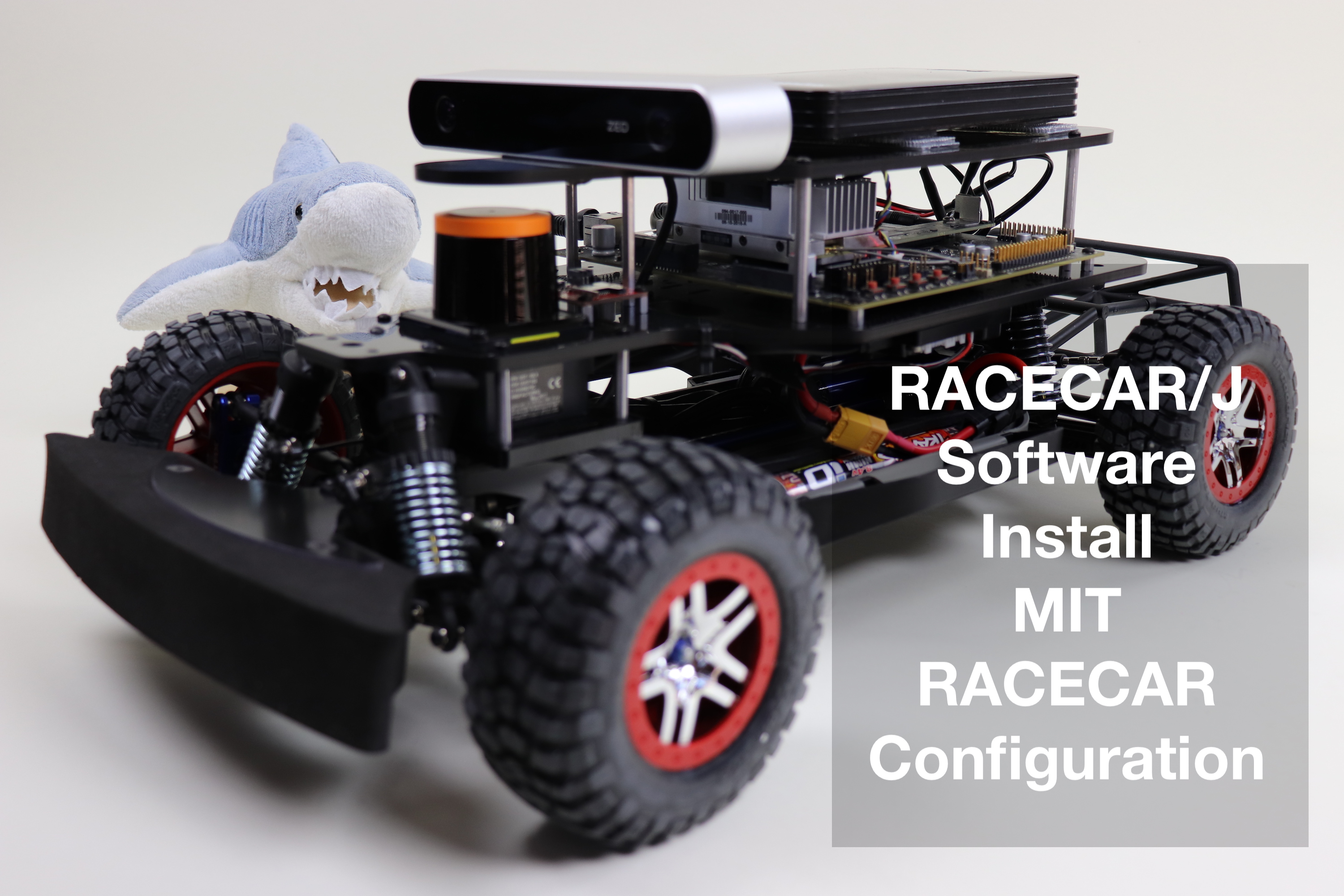RACECAR/J Software Install - JetsonHacks