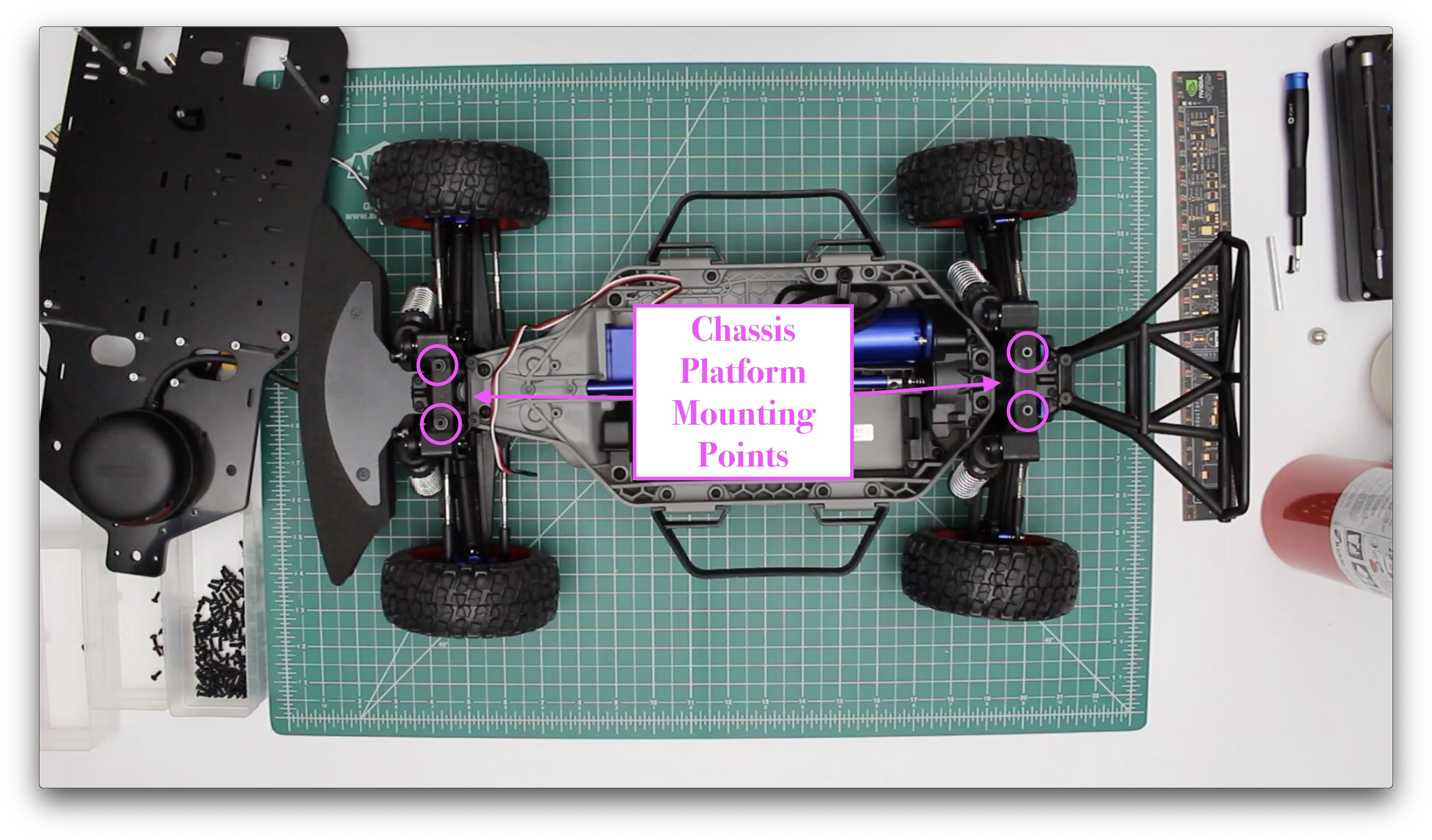 Chassis Mounting Points