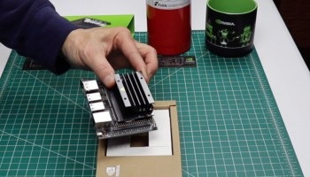 Jetson Nano + Raspberry Pi Camera - JetsonHacks