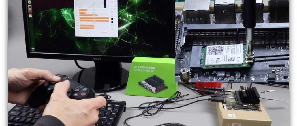 Jetson Nano WiFi