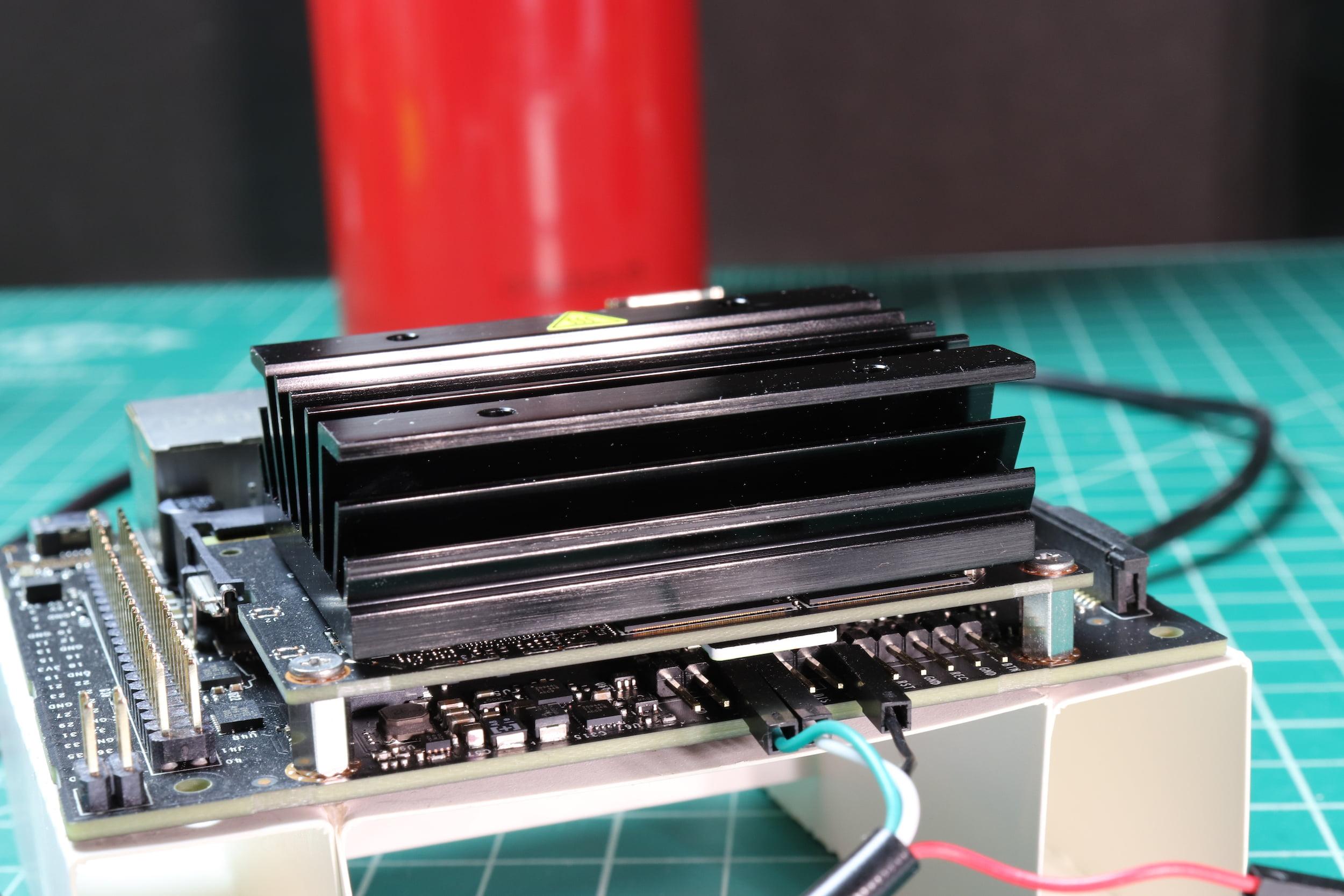 Jetson Nano B01 Serial Console