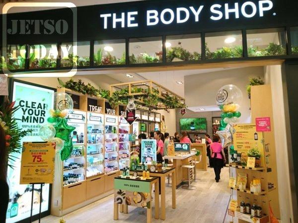 The Body Shop 元朗 YOHO MALL 全新概念店開幕優惠 - Jetso Today