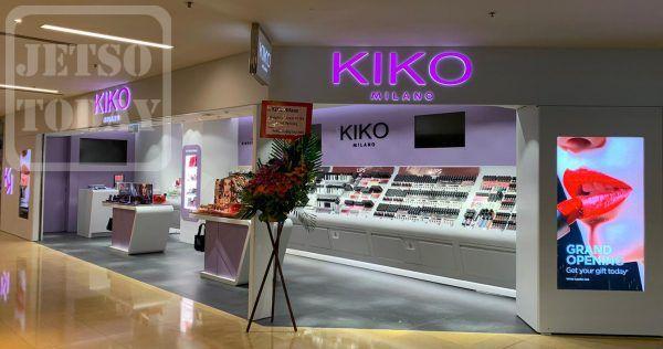 KIKO 太古城中心新店 購買任何正價貨品 免費獲贈驚喜禮品 - Jetso Today