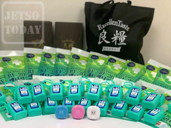 良糧 Excellentaste 免費送出1.000片 獨立包裝 KF99 口罩 - Jetso Today