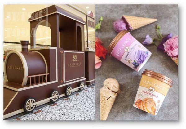 #Ekselence 北歐雪糕列車 K11 Musea 期間限定店 - Jetso Today