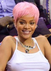 celebs with pink hair - jetss
