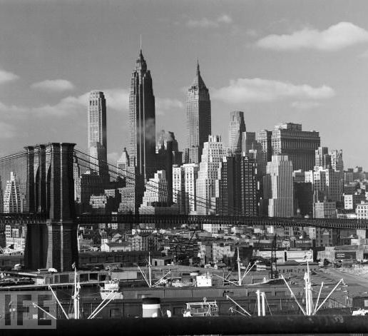New York City - largest in the world 1925 - 1965