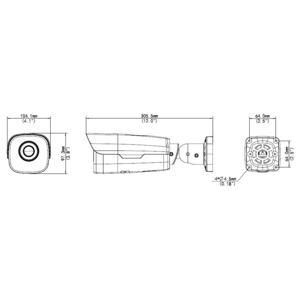 Uniview IPC268ER9-DZ 4K WDR Ultra-HD Vari-focal Bullet