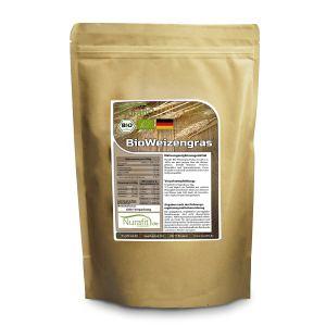 Wie funktioniert ein Weizengras Pulver im Test und Vergleich?