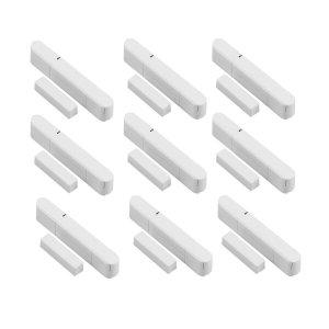 Diese Eigenschaften werden bei einem Fensteralarm beleuchtet im Test