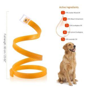 Wie genau wirkt Kobwa Flohhalsband fürr Haustiere
