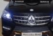 Kinder Elektroauto Mercedes SUV ML 350 Test