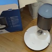 Ecovacs Ozmo T8+ Saug- & Wischroboter mit Absaugstation im Test