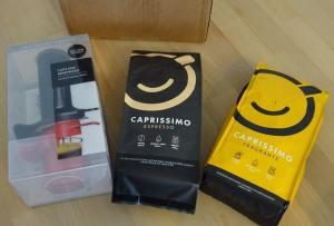 Lieferung von coffeefriend.de im Test