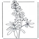Malvorlagen Blumen Allerhand Ausmalbilder