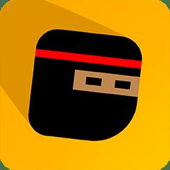 logo ninja hop