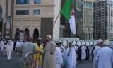 Les premiers hadjis algériens arrivent aux Lieux Saints