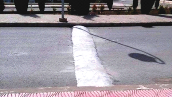 Sécurité routière : Vers l'élimination des ralentisseurs anarchiques