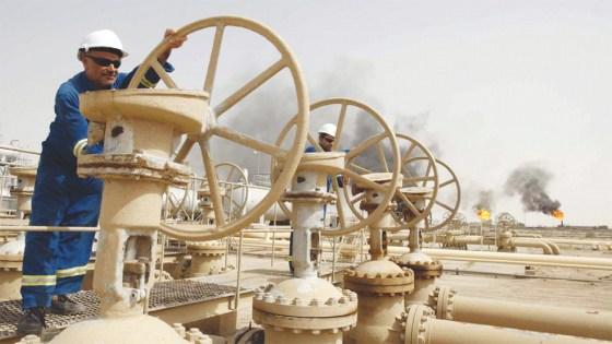 Le pétrole algérien  frôle les 50 dollars