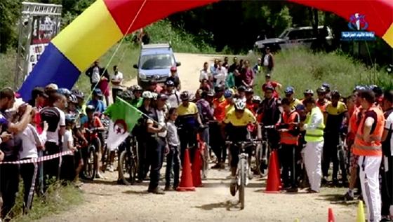 Le vélo tout terrain (VTT) en quête d'une place au soleil en Algérie