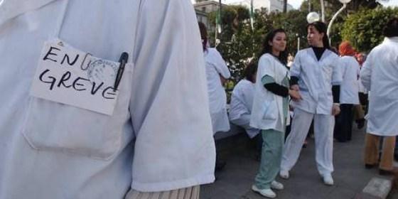 Les praticiens de la santé publique en grève demain