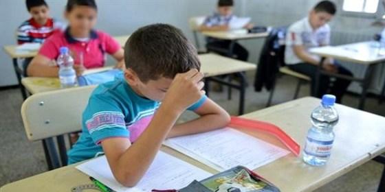 Plus de 700 000 élèves se présentent aujourd'hui aux épreuves de fin de cycle primaire
