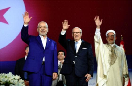 Le parti de Ghannouchi supprime la référence à l'islam politique