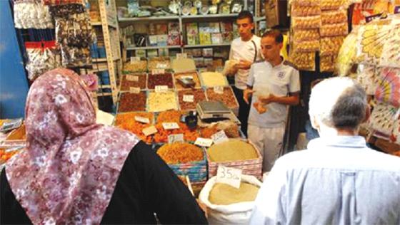 Un marché encore clément à la veille du mois de ramadhan