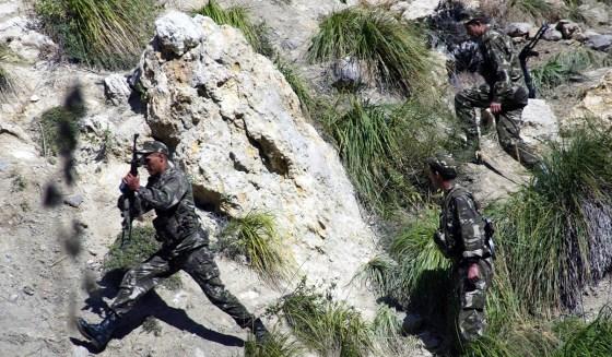 12 terroristes abattus à Bouira depuis le 17 mai