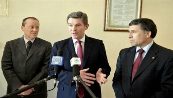 Algérie-GB : L'accord sur la non double imposition paraphé