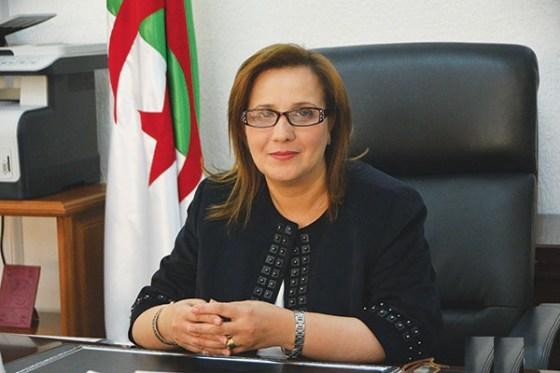 L'Algérie représentée par Mounia Meslem