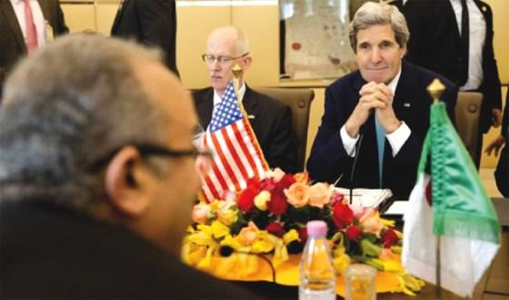 Washington: «l'Algérie partenaire majeur des Etats-Unis»