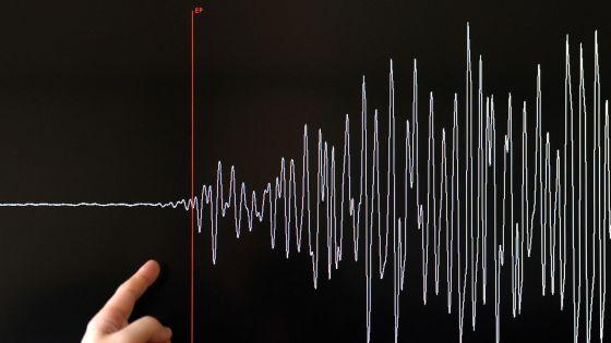 Un séisme d'une magnitude de 4.8 secoue les wilayas du centre