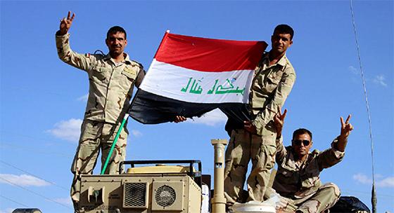 Irak : «La victoire est à portée de la main»