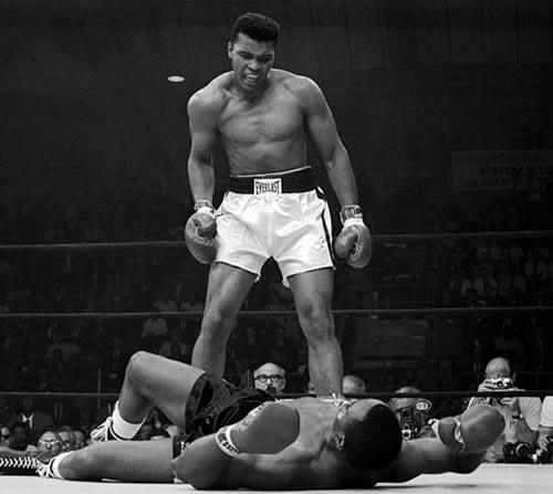 Mohamed Ali,  le king du ring est mort