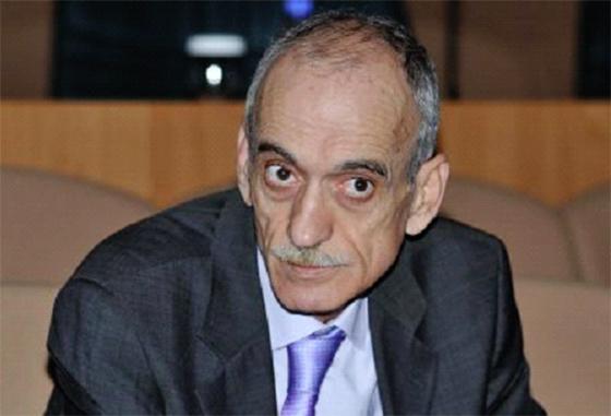 Une simple formalité pour Mahfoud Kerbadj